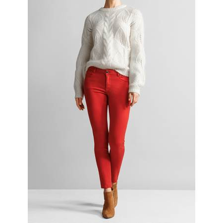 Sabine Color Cropped Jeans
