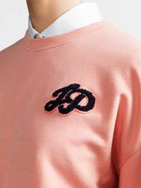 Bellamy Collegenser 7234300_JEAN PAUL_A18_BELLAMY SWEATER_DETAIL_MMV_ROSA_Bellamy Collegenser MMV.jpg_