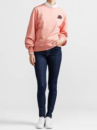 Bellamy Collegenser 7234300_JEAN PAUL_A18_BELLAMY SWEATER_FRONT_MMV_ROSA_Bellamy Collegenser MMV.jpg_
