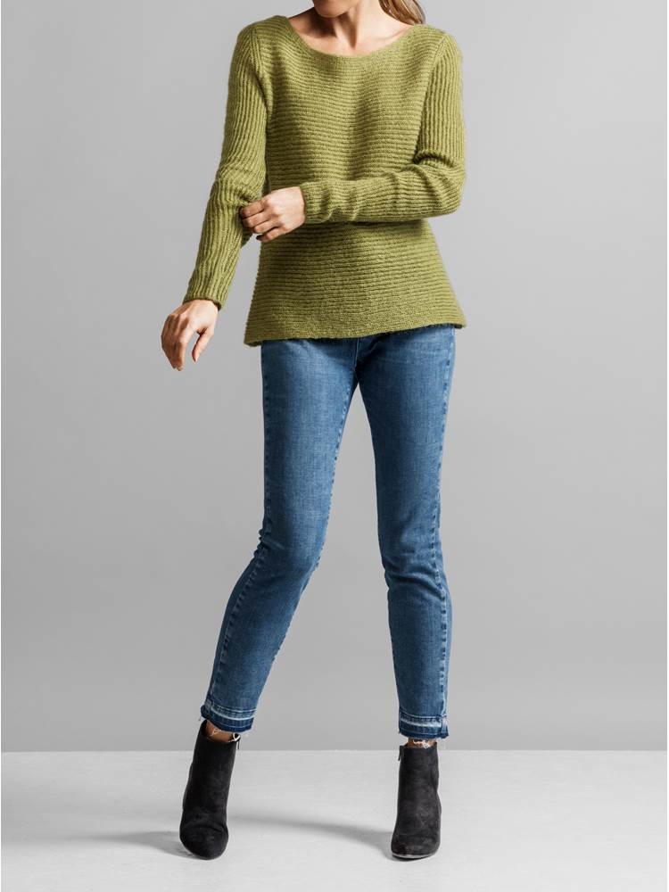 Lucille Genser 7231099_JEAN PAUL_LUCILLE SWEATER_FRONT_GUG_S_Lucille Genser GUG.jpg_Front||Front