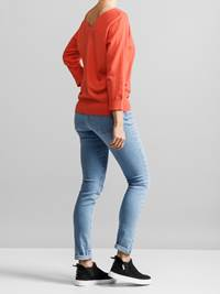 Holiday 2-way Genser 7230513_JEAN PAUL_HOLIDAY 2-WAY SWEATER_BACK1_S_K3U_Holiday 2-way Genser K3U.jpg_Front||Front