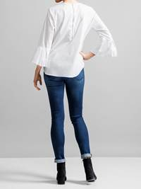 Patrice Stretch Bluse 7231586_JEAN PAUL_PEATRICE STRETCH BLOUSE_S_BACK_O68 (2)_Patrice Stretch Bluse O68.jpg_Back||Back