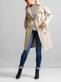 Trinette Trench 7231609_JEAN PAUL_TRINETTE TRENCH_S_FRONT_AAN_Trinette Trench AAN.jpg_Front||Front