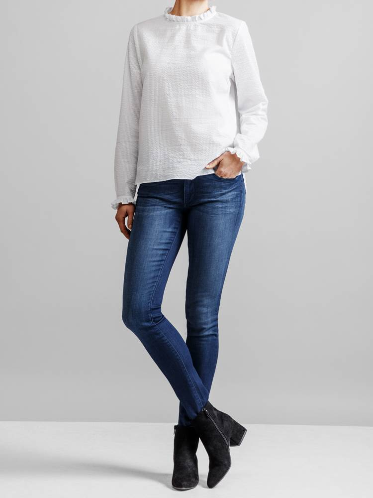 Alexis Bluse 7231394_JEAN PAUL_ALEXIS STRIPE BLOUSE_FRONT_S_O68_Alexis Bluse O68.jpg_Front||Front