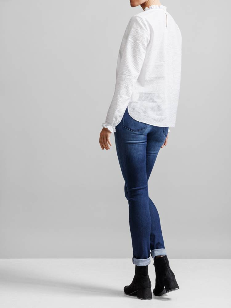 Alexis Bluse 7231394_JEAN PAUL_ALEXIS STRIPE BLOUSE_BACK1_S_O68_Alexis Bluse O68.jpg_Front||Front