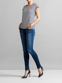 Triomphe Stripete Topp 7231526_JEAN PAUL_THRIOPMHE STRPIE TOP_FRONT_M_EM6_Triomphe Stripete Topp EM6.jpg_Front||Front