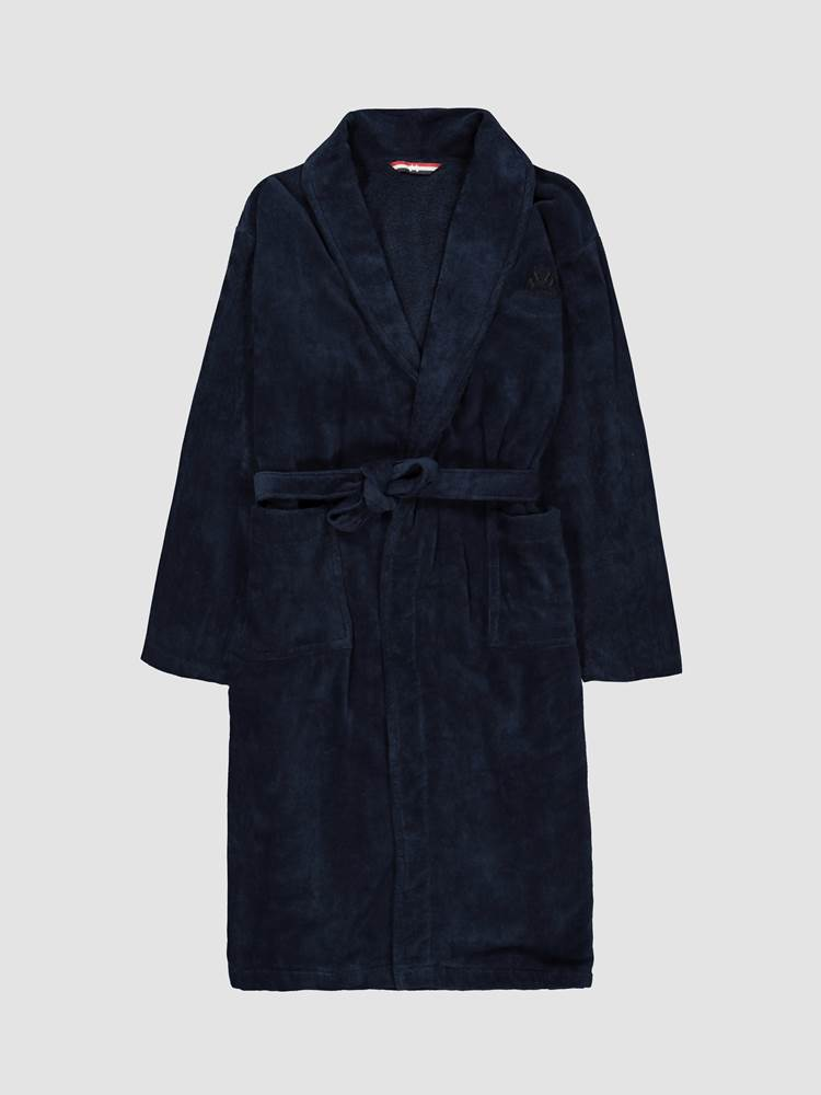 Toulo Badekåpe 7240551_EM6-JEANPAUL-W19-front_95474_Toulo Bathrobe_Toulo Badekåpe EM6.jpg_Front||Front