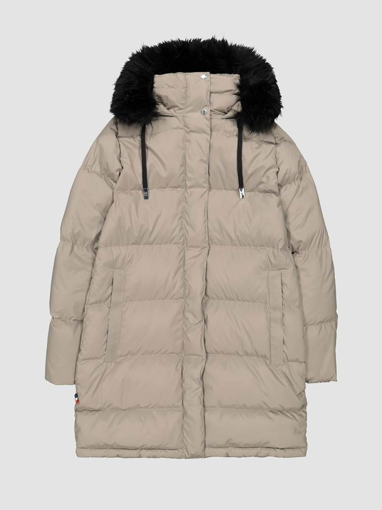 Colina Dunjakke 7239417_I5X-JEANPAULFEMME-A19-front_83459_Colina Dunkåpe I5X_Colina Down Coat_Colina Dunjakke I5X.jpg_Front||Front