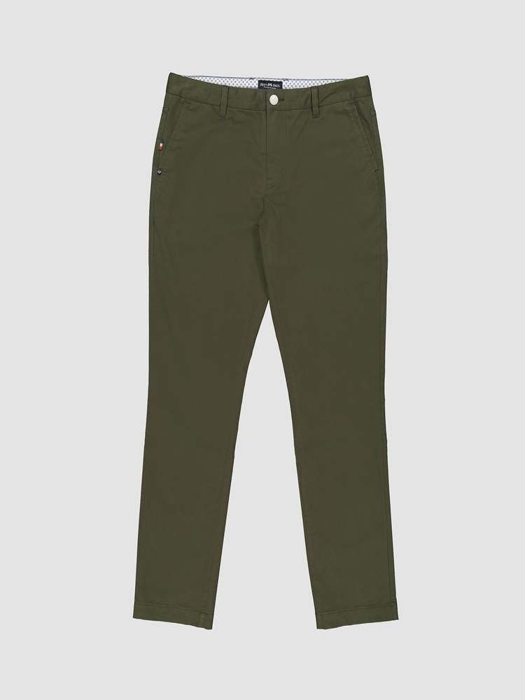 Brian Stretch Chino Bukse 7238709_GUC-JEANPAUL-A19-front_69567_Brian Stretch Chino_Brian Stretch Chino Bukse GUC.jpg_Front  Front