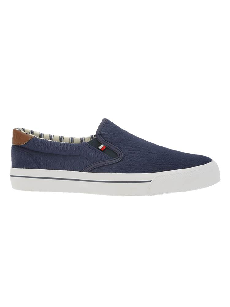 Shoreham Slip-On 7234002_410_Jean Paul_S19-left_SHOREHAM_Shoreham Fritidssko 410_Shoreham Slip-On 410.jpg_Left||Left